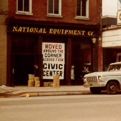 old exterior national